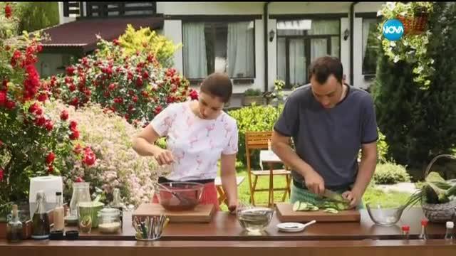 Корейска студена супа с краставици - Бон Апети (26.06.2017)