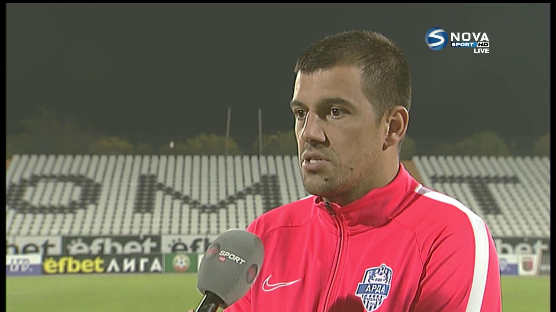 Караджов: Само с тренировки ще се върнем на победния път
