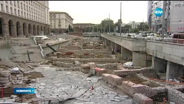 Работна група решава за реставрацията в столичното Ларго