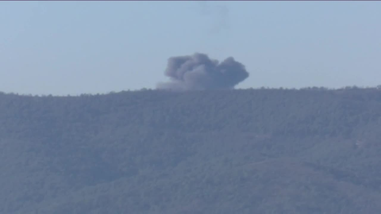Syria: Russian pilots eject as Su-24 downed close to Latakia