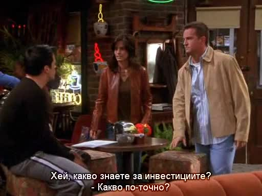 friends season 3 episode 10 bg subs