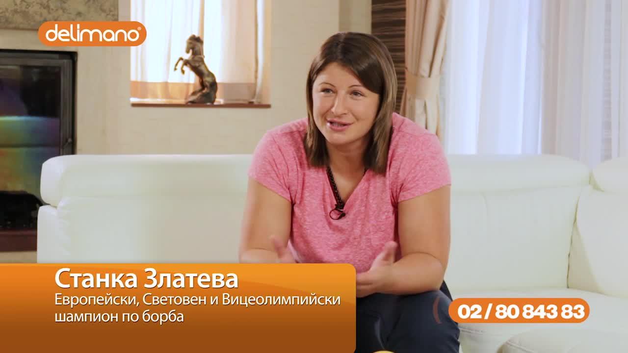Станка Златева представя Nutribullet - Delimano
