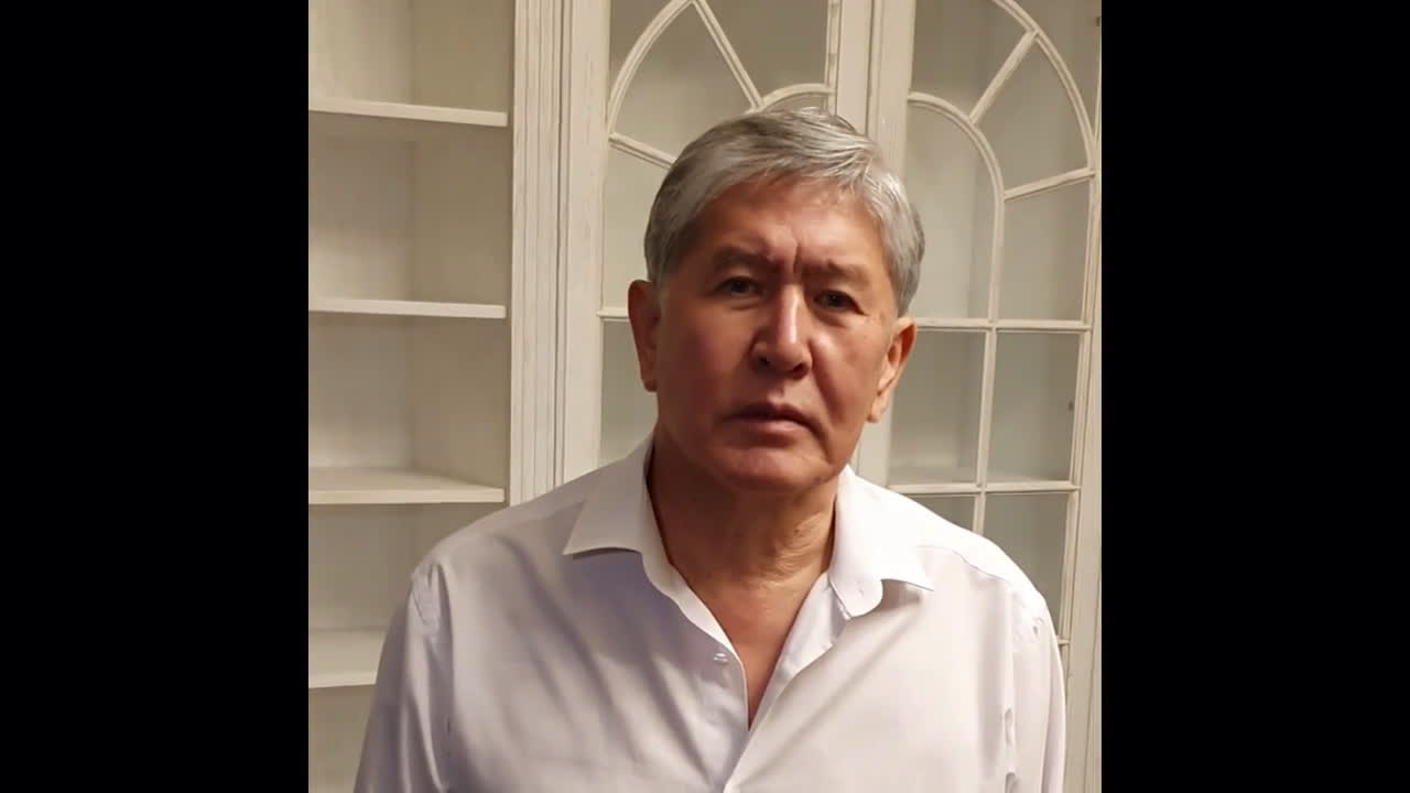 Kyrgyzstan: Don't 'shoot your own people' warns ex-President Atambayev after botched raid