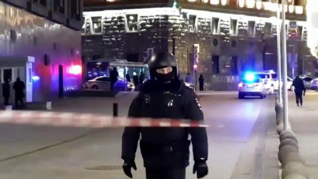 Стрелба в центъра на Москва