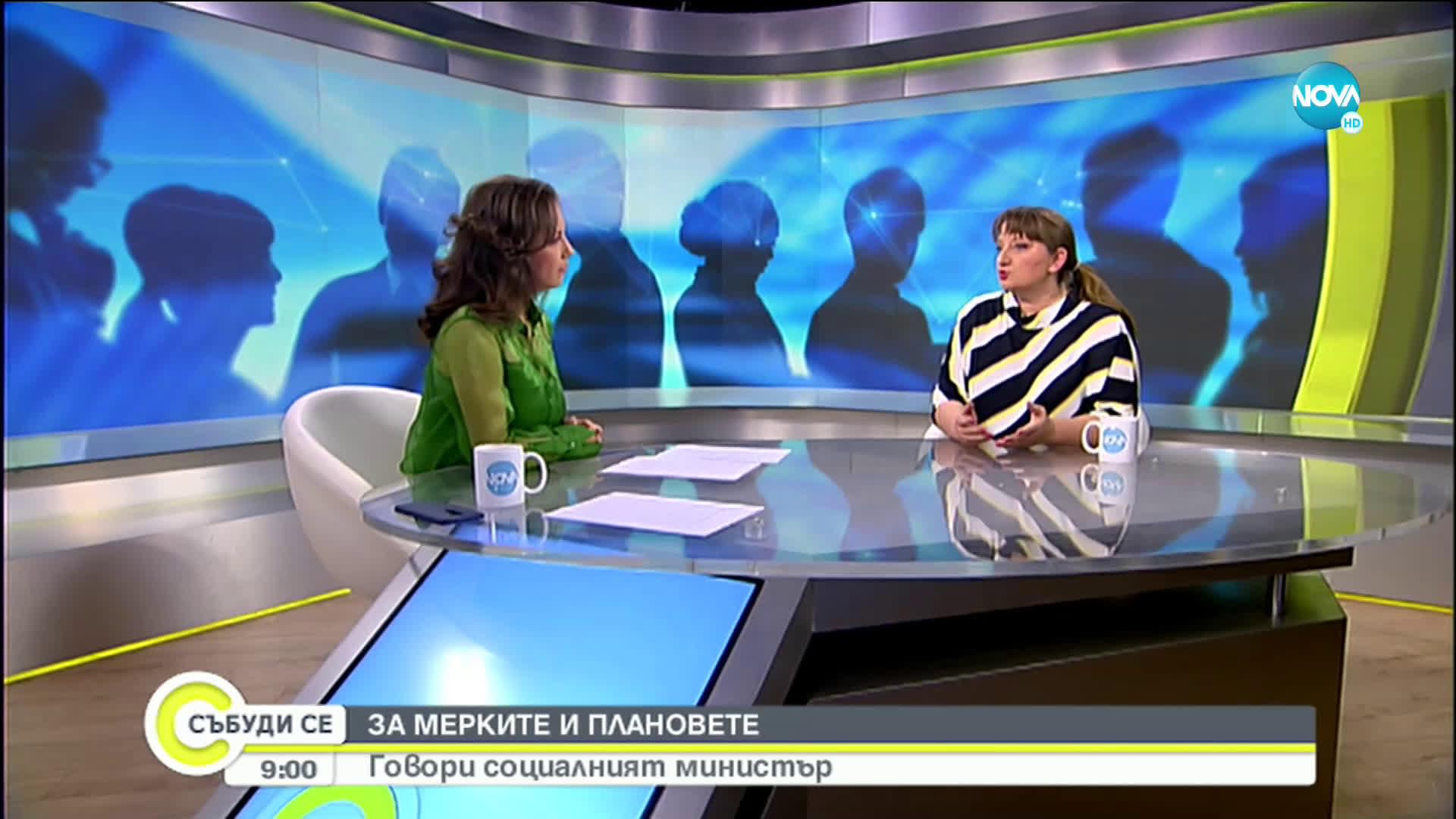 Сачева: Очакваме 200 000 души да запазят работата си благодарение на мярката 60/40