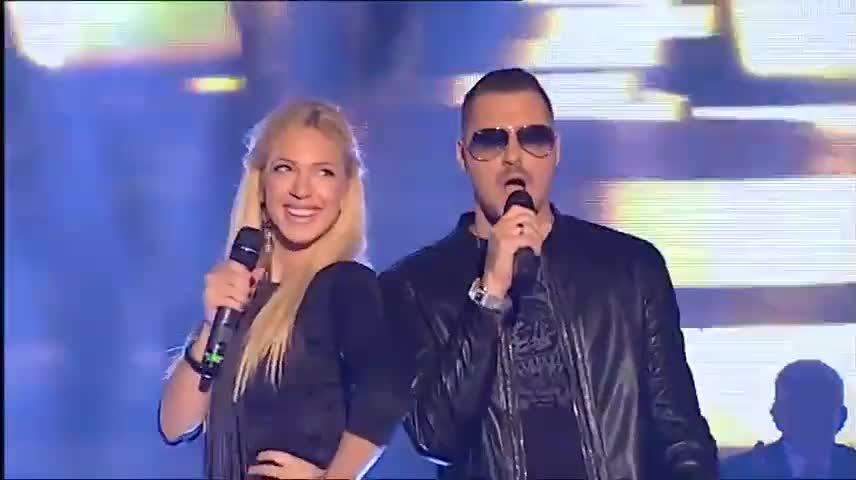 MC Yankoo feat. Milica Todorovic - Moje zlato - GS - (TV Grand 24.11.2014.)