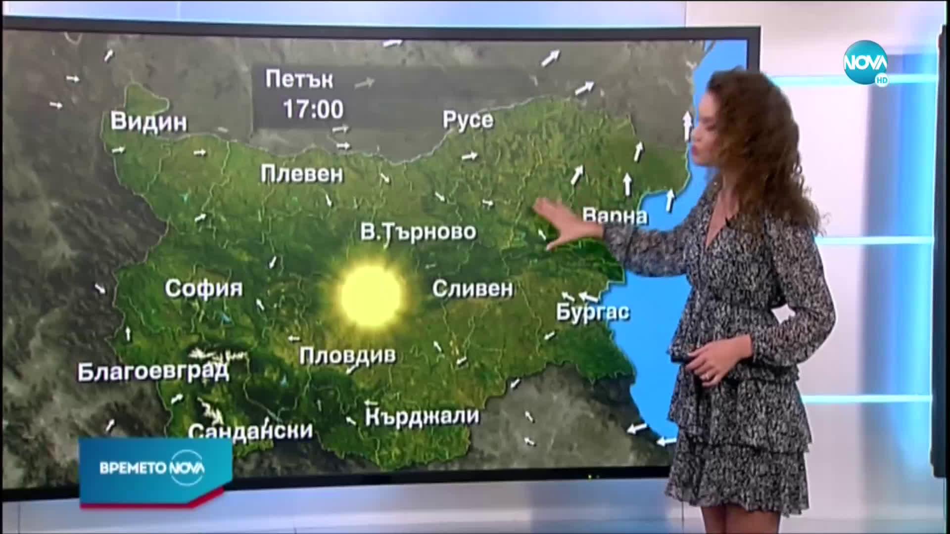 Прогноза за времето (25.02.2021 - централна емисия)