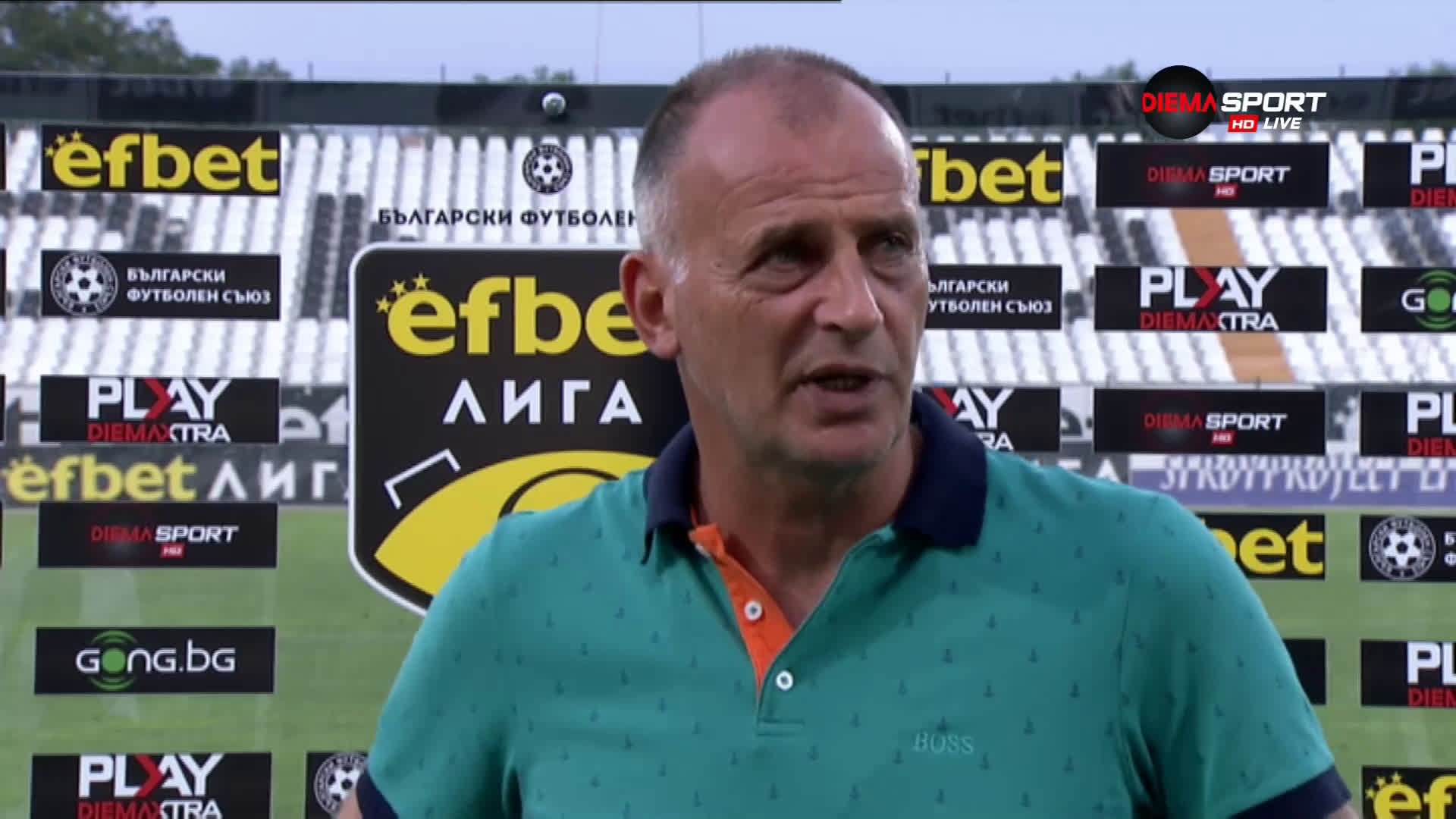 Тони Здравков: Можем да сме равностойни на ЦСКА