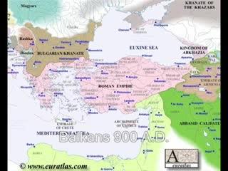 Karta Na Balkanski Poluostrov Vbox7
