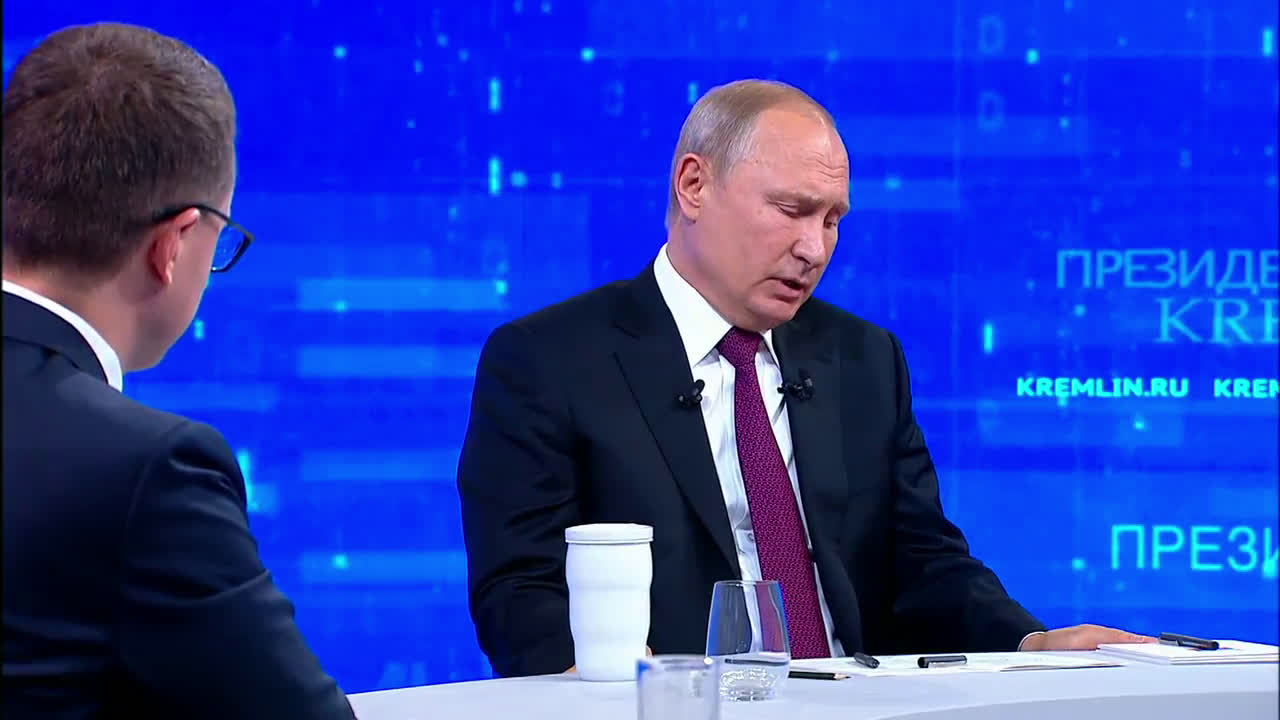 Russia: Ukraine\'s leadership need political will to solve Donbass crisis - Putin