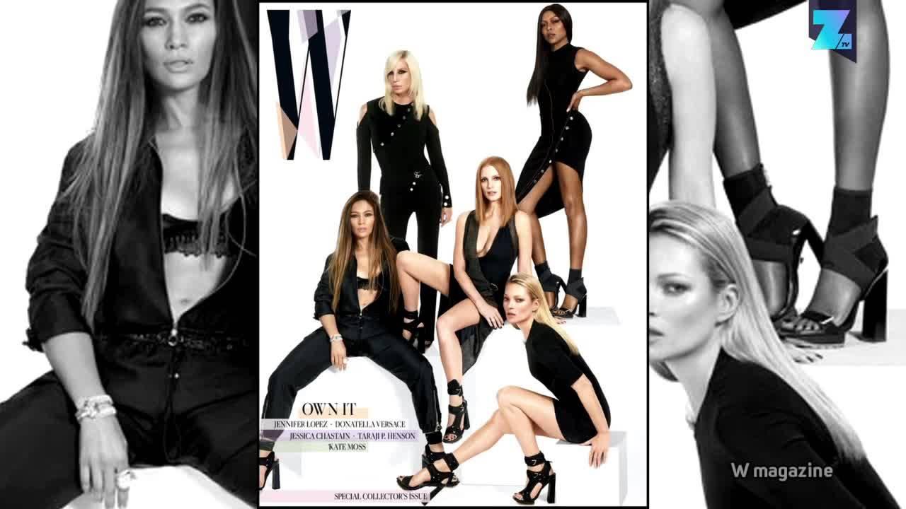 Кейт Мос се разсъблече за корица на списание