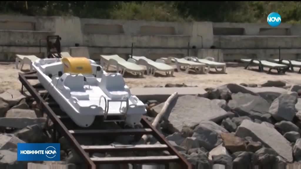 Служител на НСО е открит мъртъв на плажа в Отманли