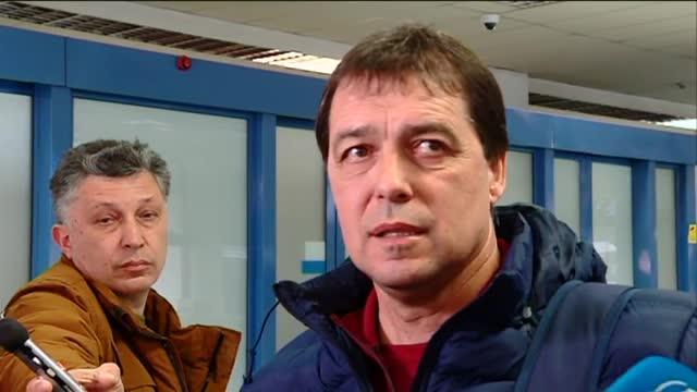 Какво сподели Петър Хубчев на завръщане в България?