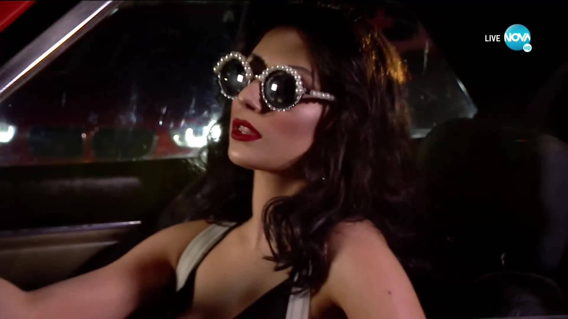 """Михаела Маринова като Jessie J., Ariana Grande, Nicki Minaj - """"Bang Bang""""   Като две капки вода"""