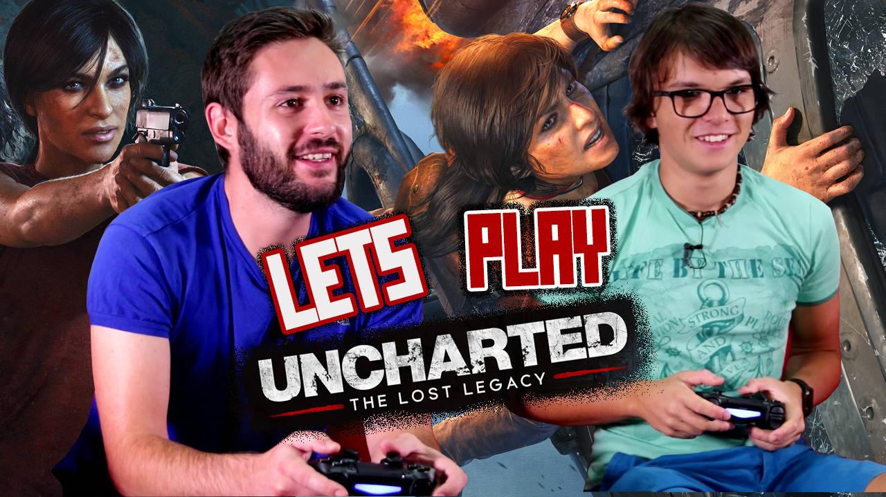 Uncharted: The Lost Legacy е вече тук! Ето и нашите впечатления от играта :)