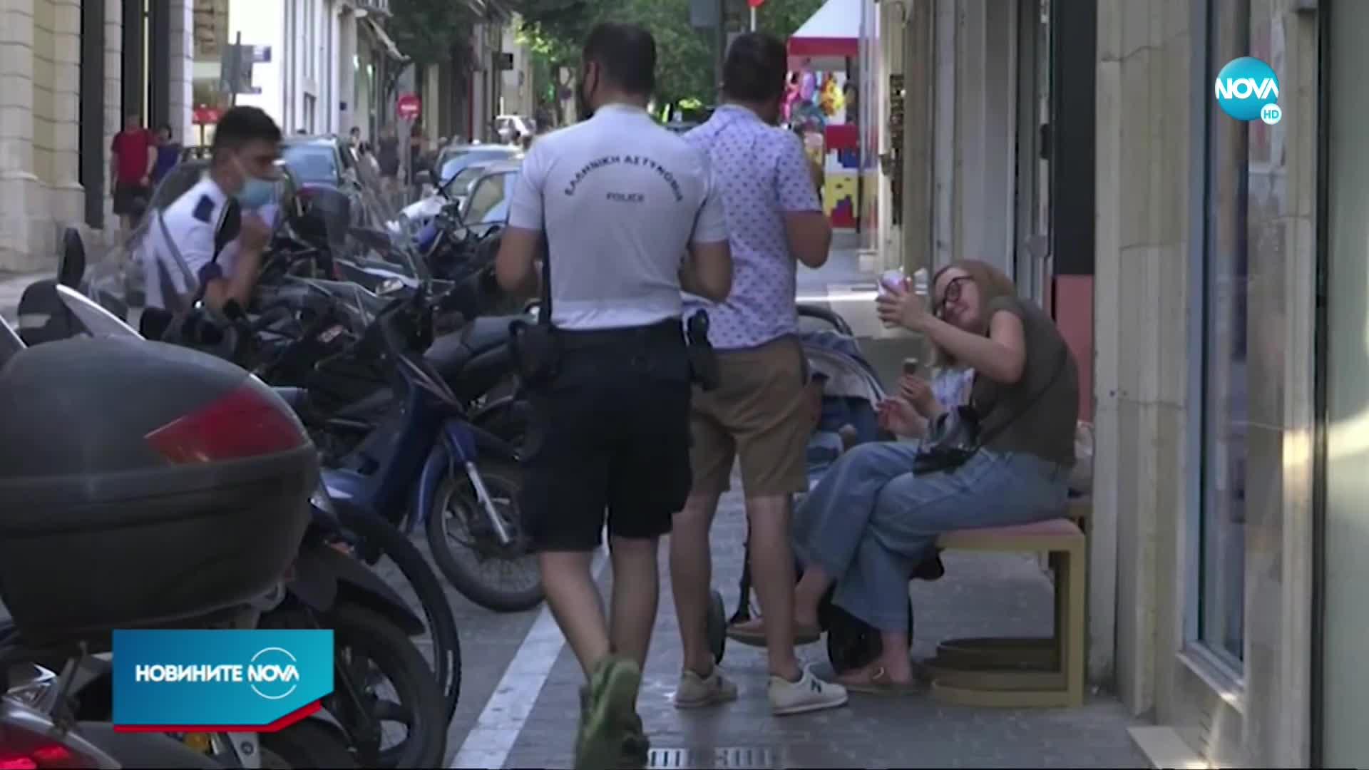 Гърция регистрира рекорден брой новозаразени с COVID-19 за денонощие