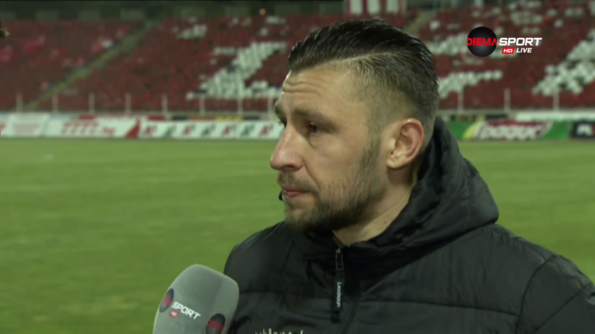 Бандаловски: Ако ЦСКА стане шампион, добре дошло ще е