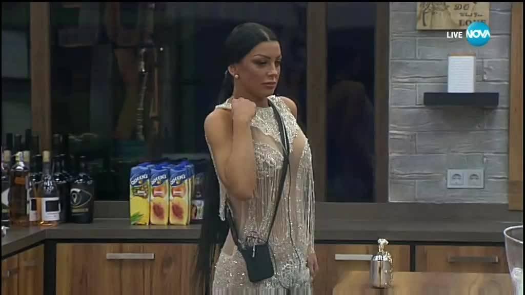 Емануела е първото горещо попълнение в Big Brother: Most Wanted 2018