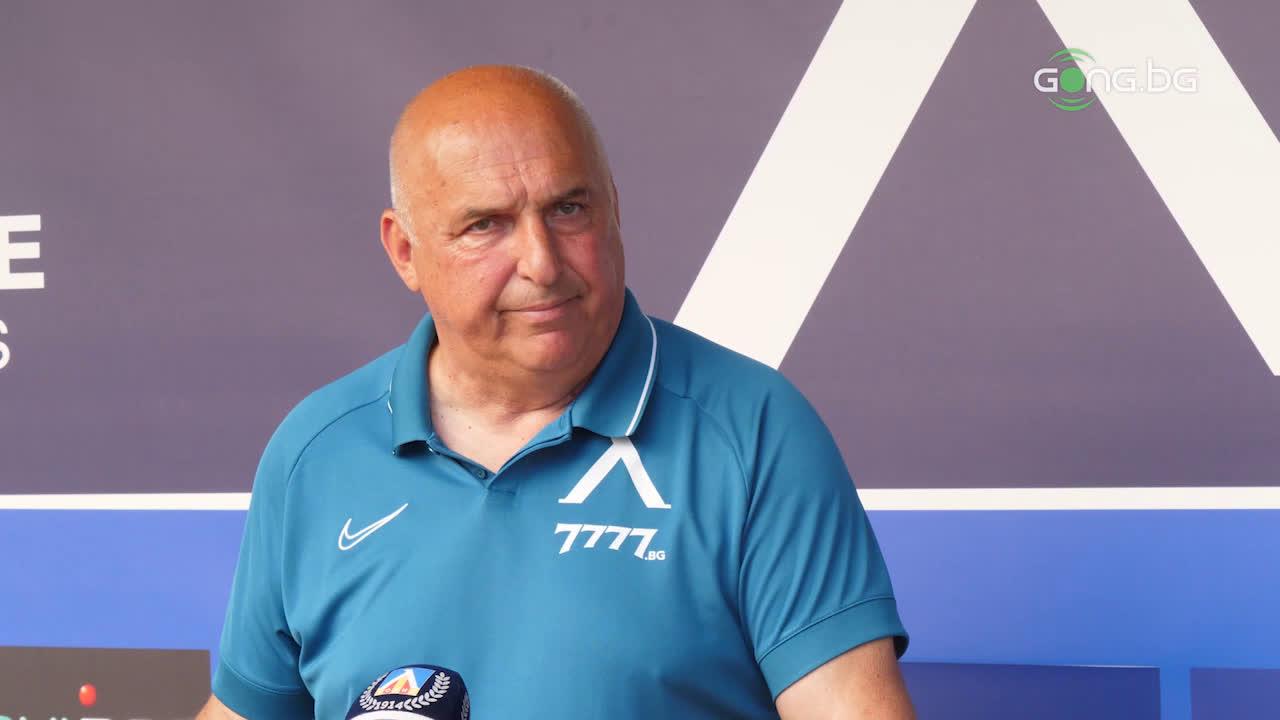 Георги Тодоров: Футболистите са смачкани