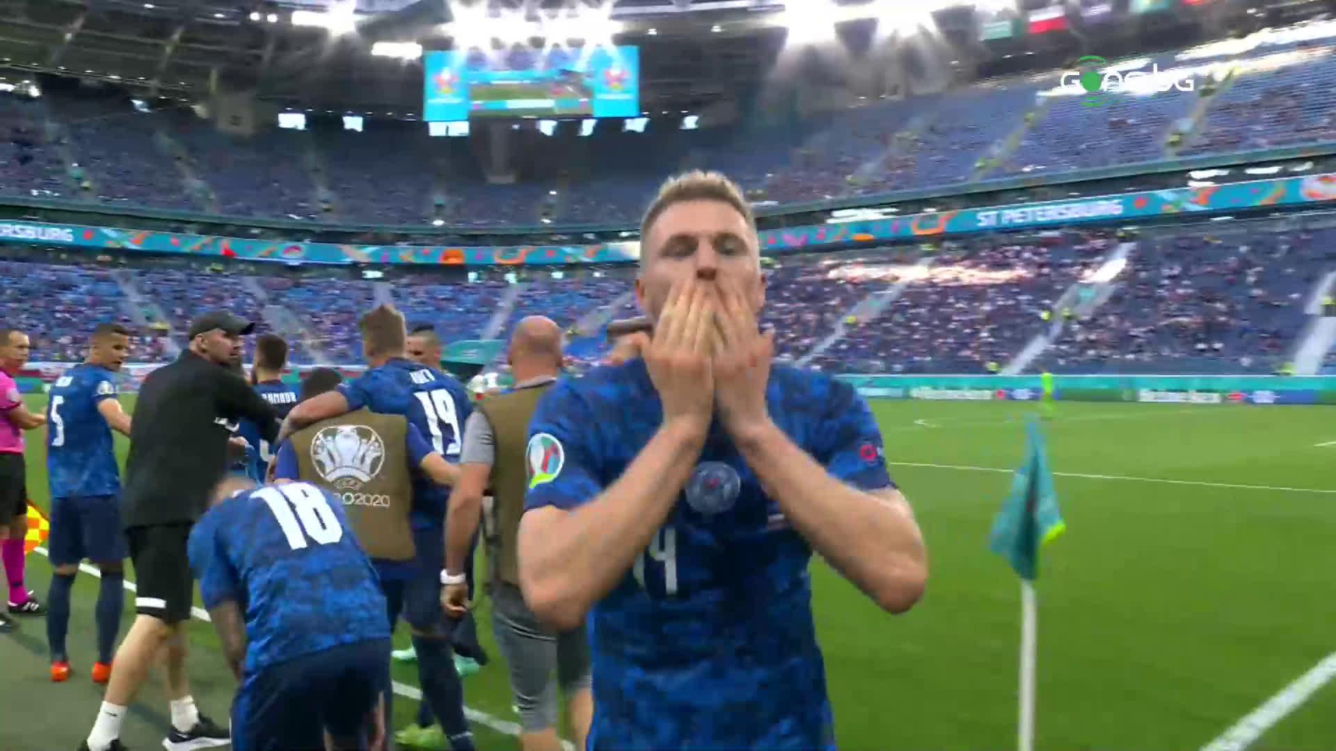 Словакия отново поведе на Полша
