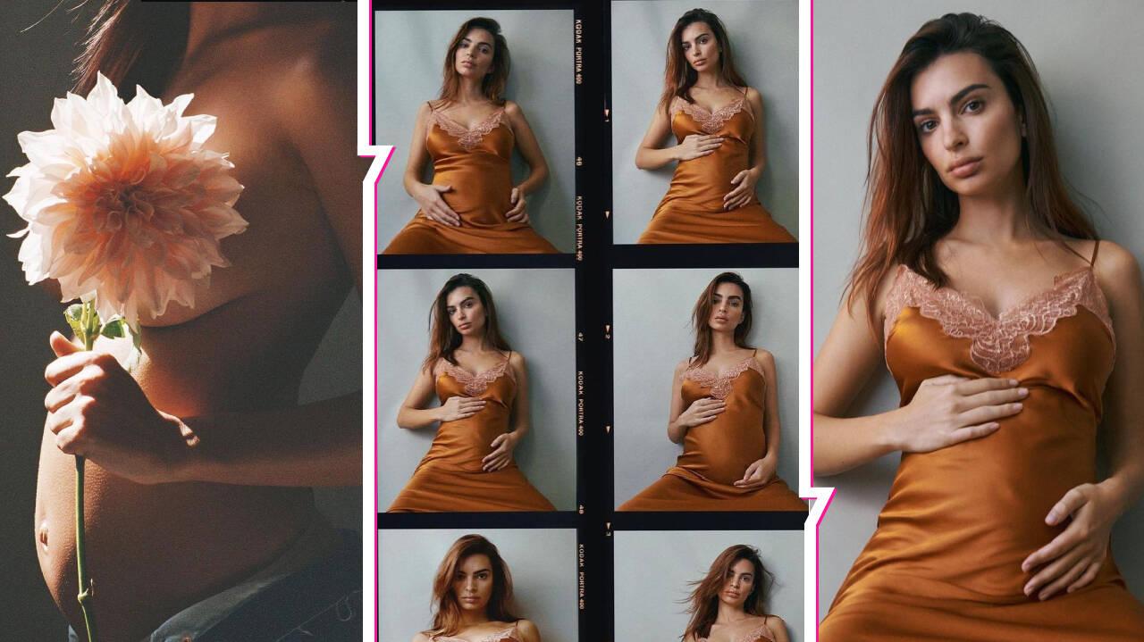 Изненада: Емили Ратайковски е бременна, но не иска да знае пола на детето си