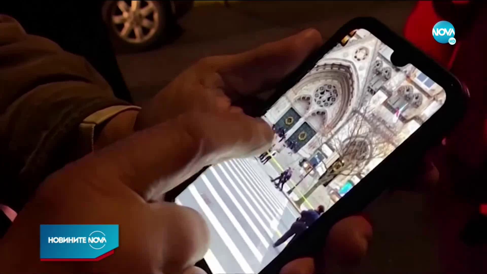 ИНЦИДЕНТ В МАНХАТЪН: Полицията ликвидира мъж, стрелял по катедрала