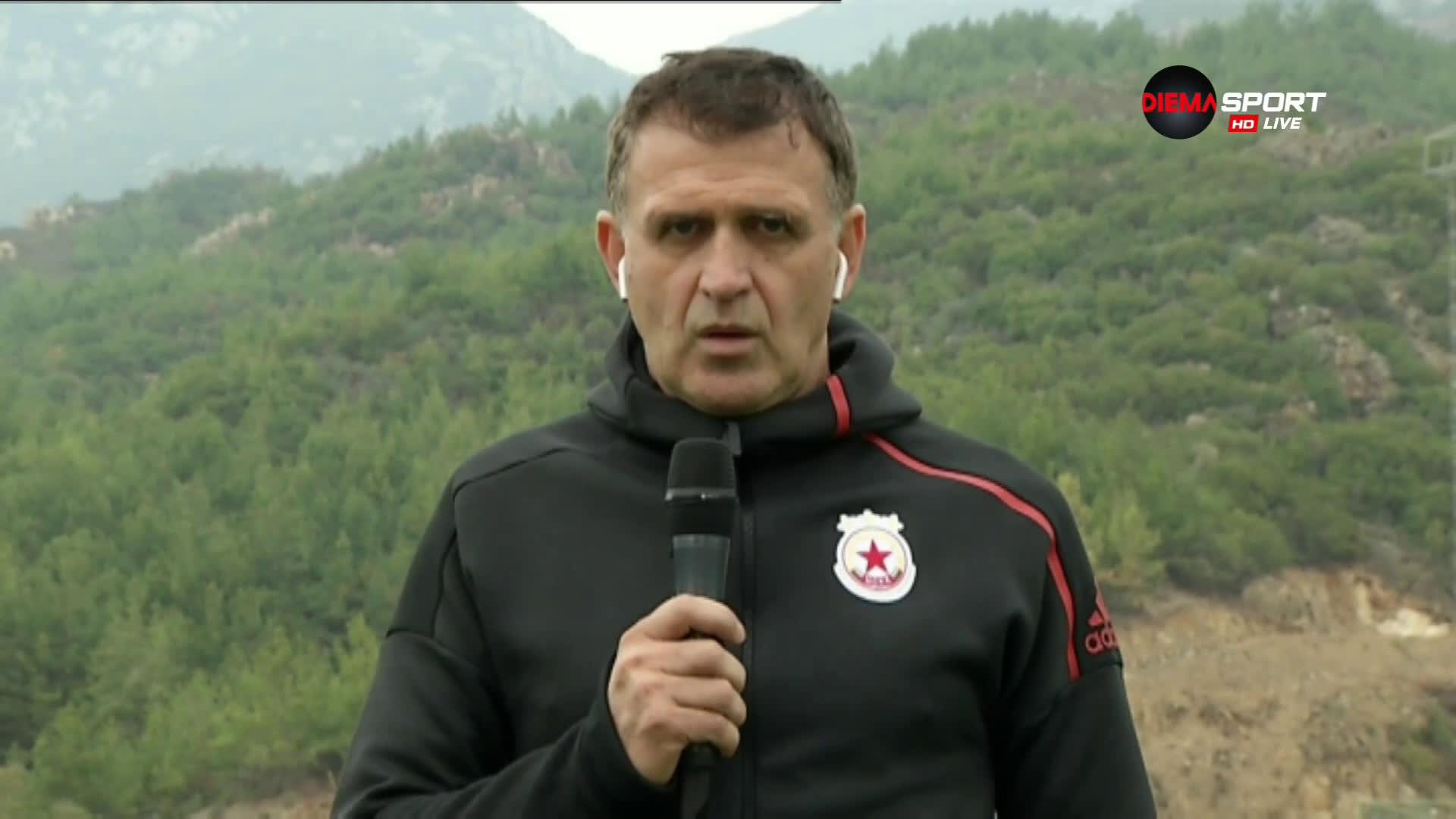 Бруно Акрапович: Искам свежи глави в ЦСКА