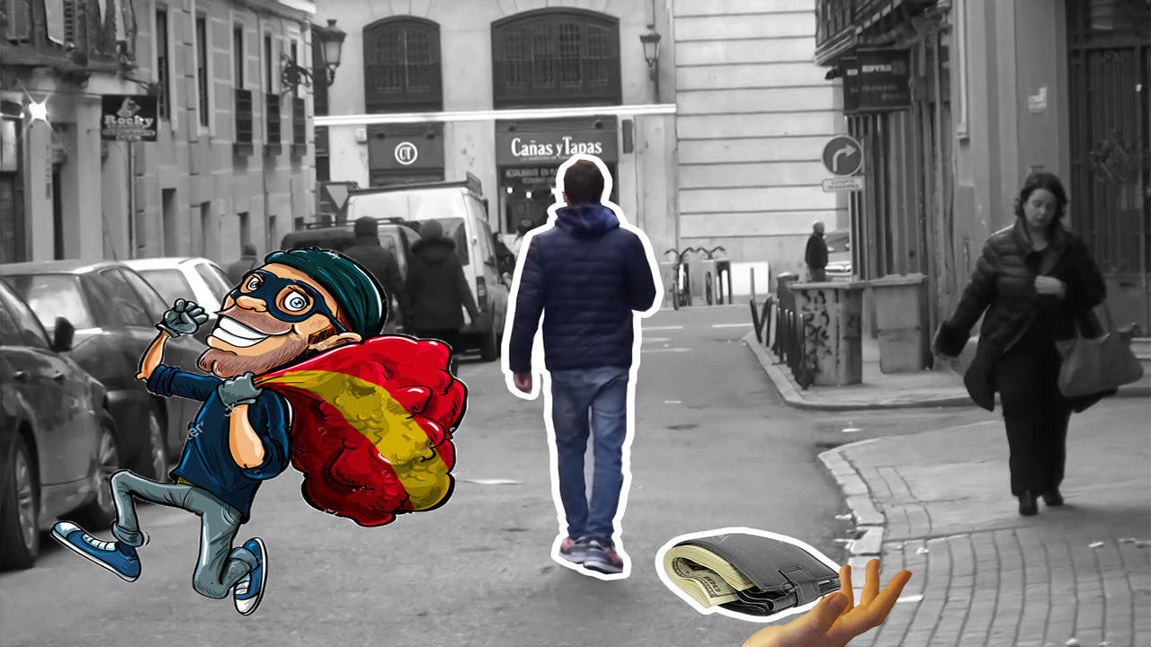 Бедните или богатите крадат повече? Българи с уникален експеримент в Мадрид