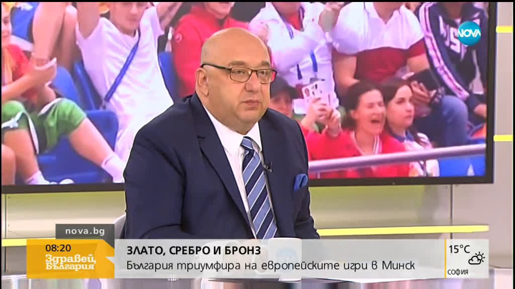Кралев: България плаща едни от най-високите премии за медал от Олимпийски игри