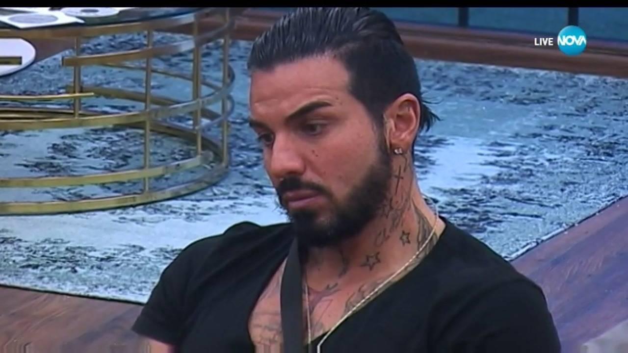 Мисията застрашена: Благой е завладян от ревност - Big Brother: Most Wanted 2018
