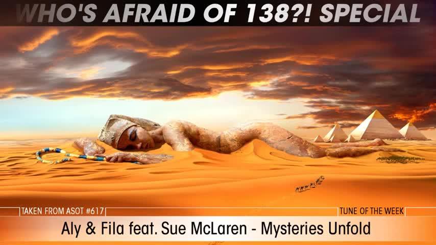 aly & fila feat. sue mclaren - mysteries unfold (превод)