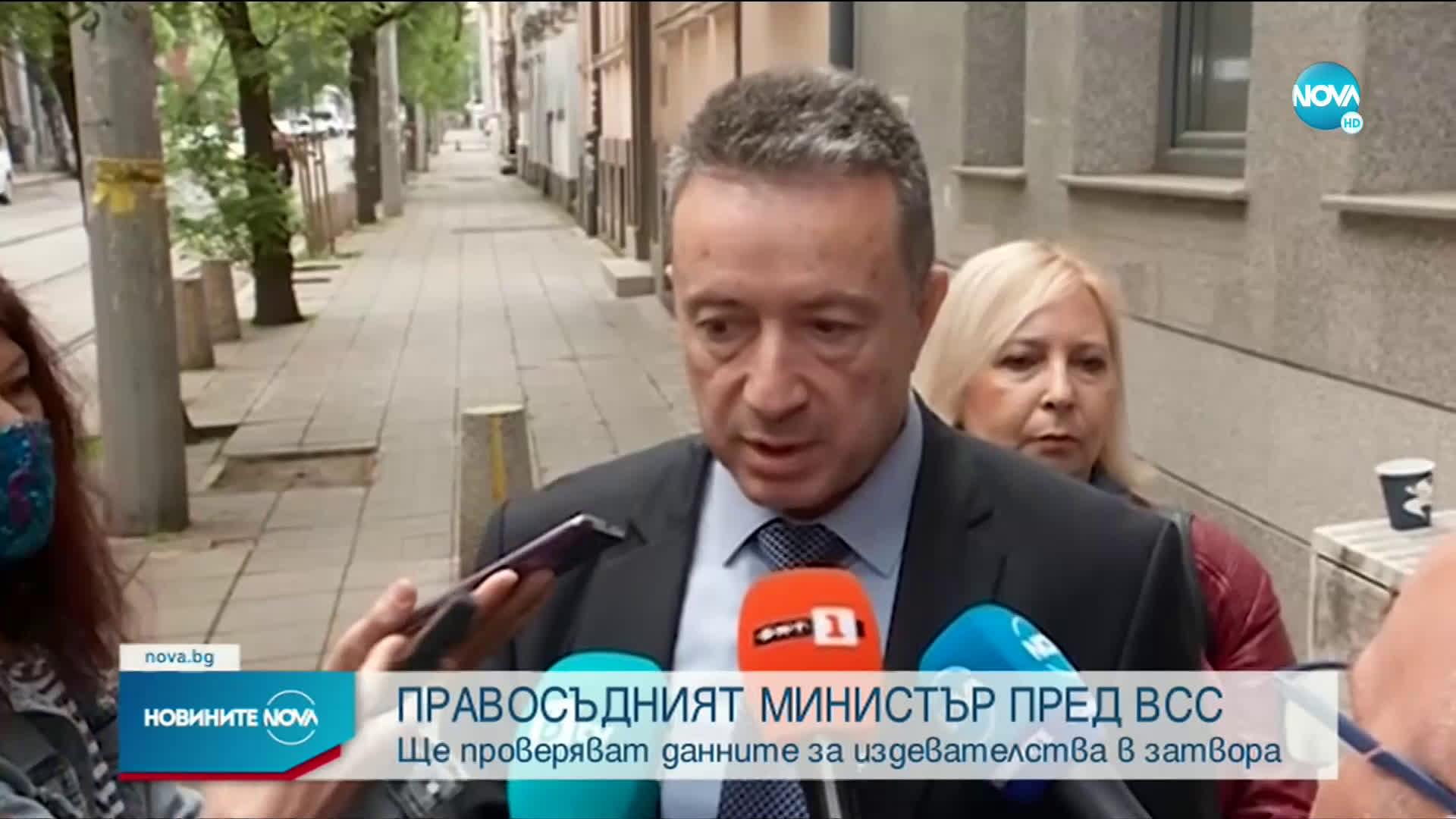 Първата задача на новия правосъден министър - проверява твърденията на Илчовски