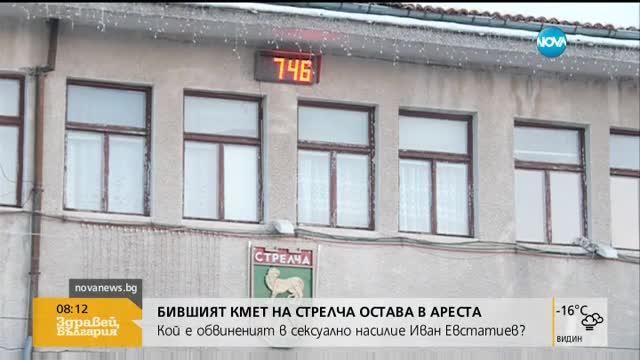 Кой е Иван Евстатиев?