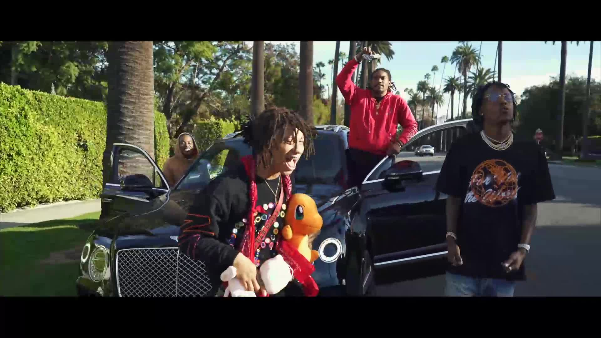 Rich The Kid - Early Morning Trappin (Оfficial video)