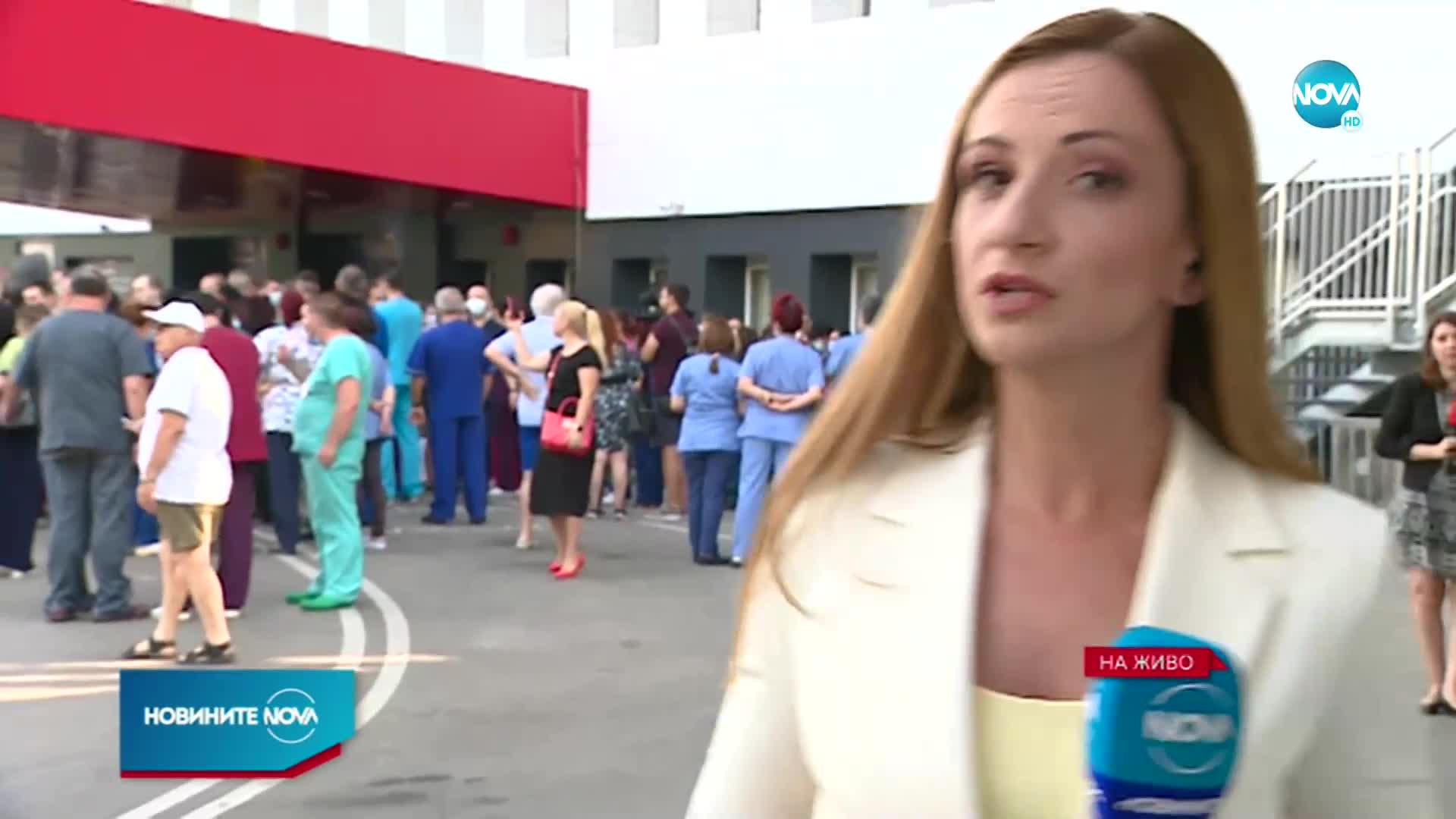 """Лекар от """"Пирогов"""": Кацаров беше лекуван по пътека, за да не плаща изследвания"""