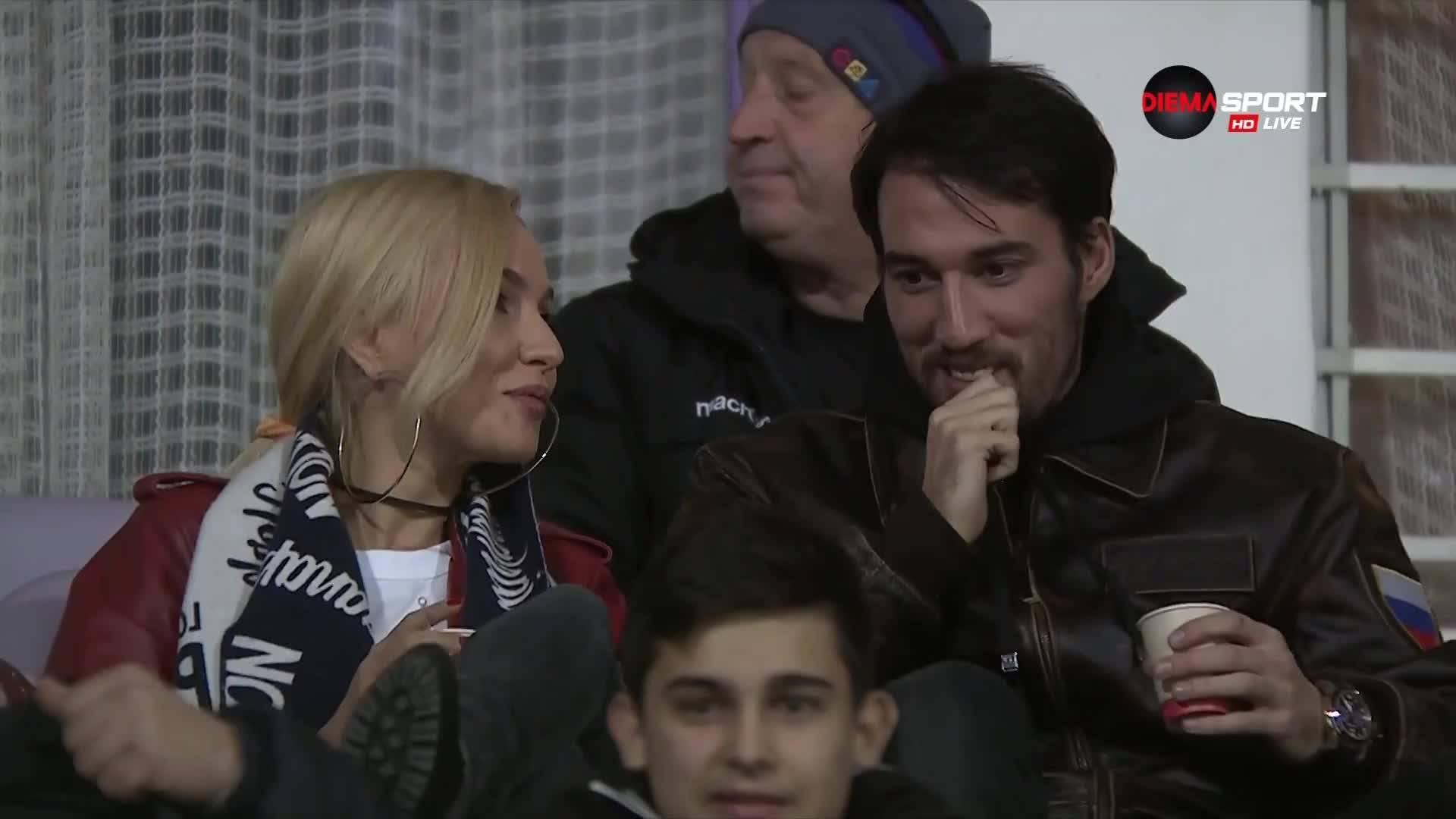 Ивелин Попов и Елена на гости във Велико Търново