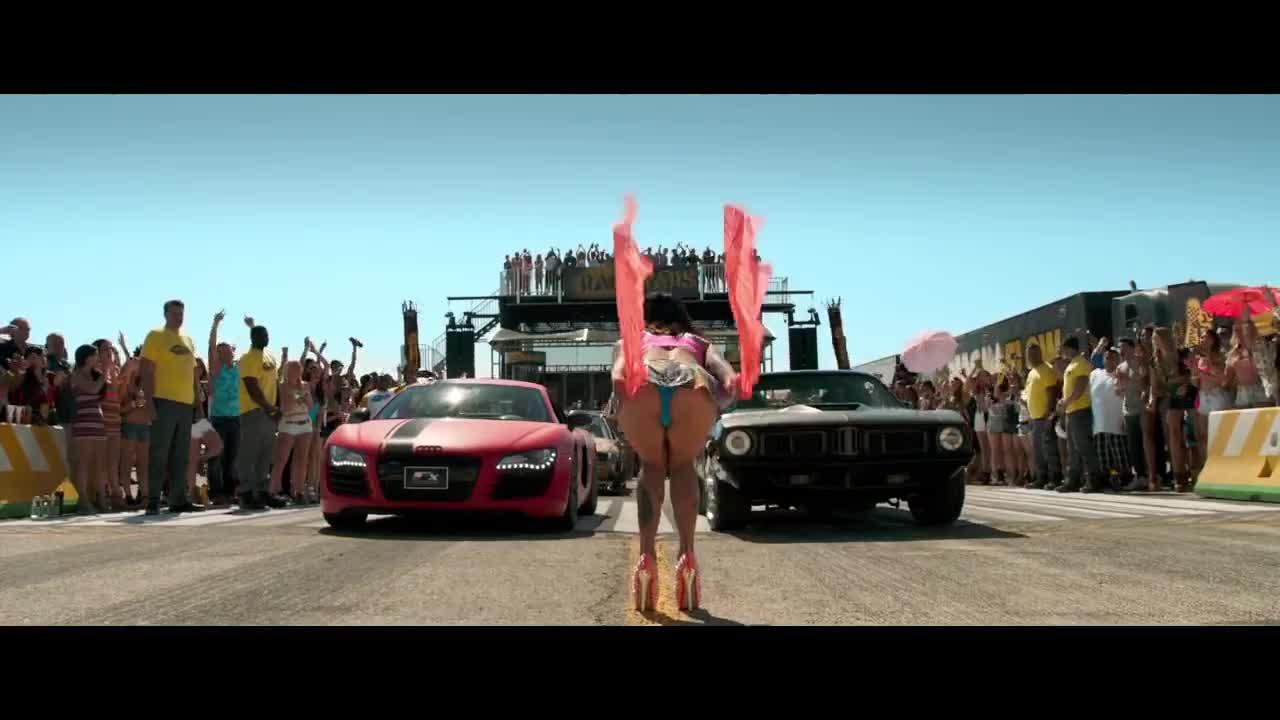 Бързи и Яростни 7 (3.4.2015) - Първи български трейлър