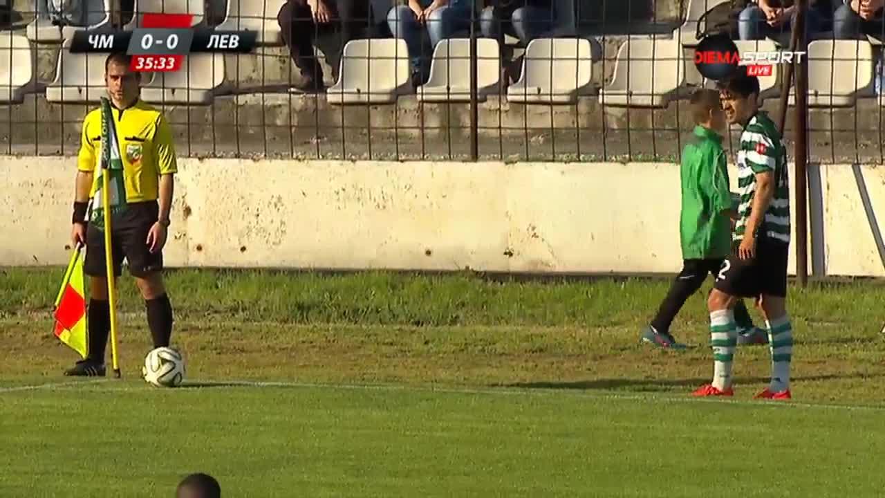 Черно море - Левски 0:2 (пълен репортаж)