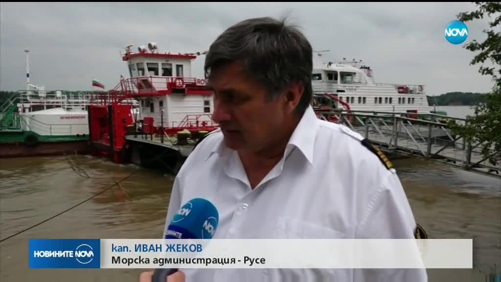 Нивото на Дунав е опасно високо