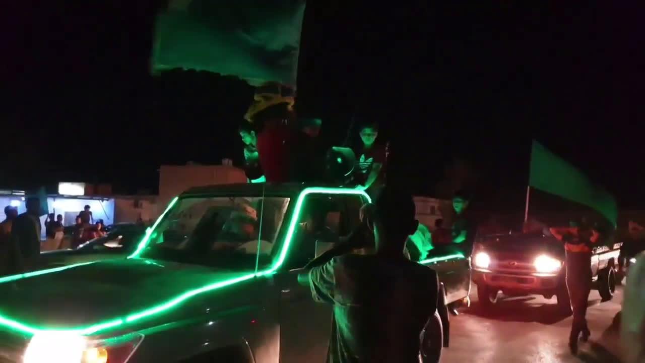 Libya: Gaddafi supporters mark 50th anniv. of 1 September Revolution