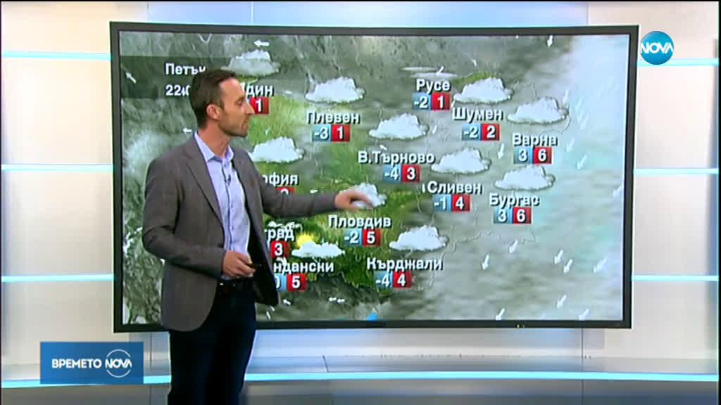 Прогноза за времето (17.01.2020 - обедна емисия)