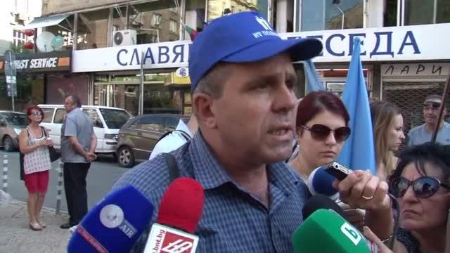 Работници от ВМЗ-Сопот искат оставката на шефа си