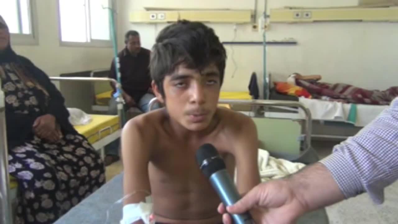 Сирийци: Измираме за нищо