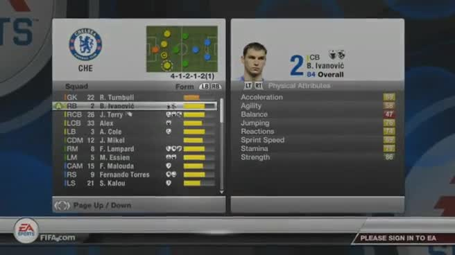 20deb714c5b Fifa 12 Career Mode | Form and Morale Vbox7
