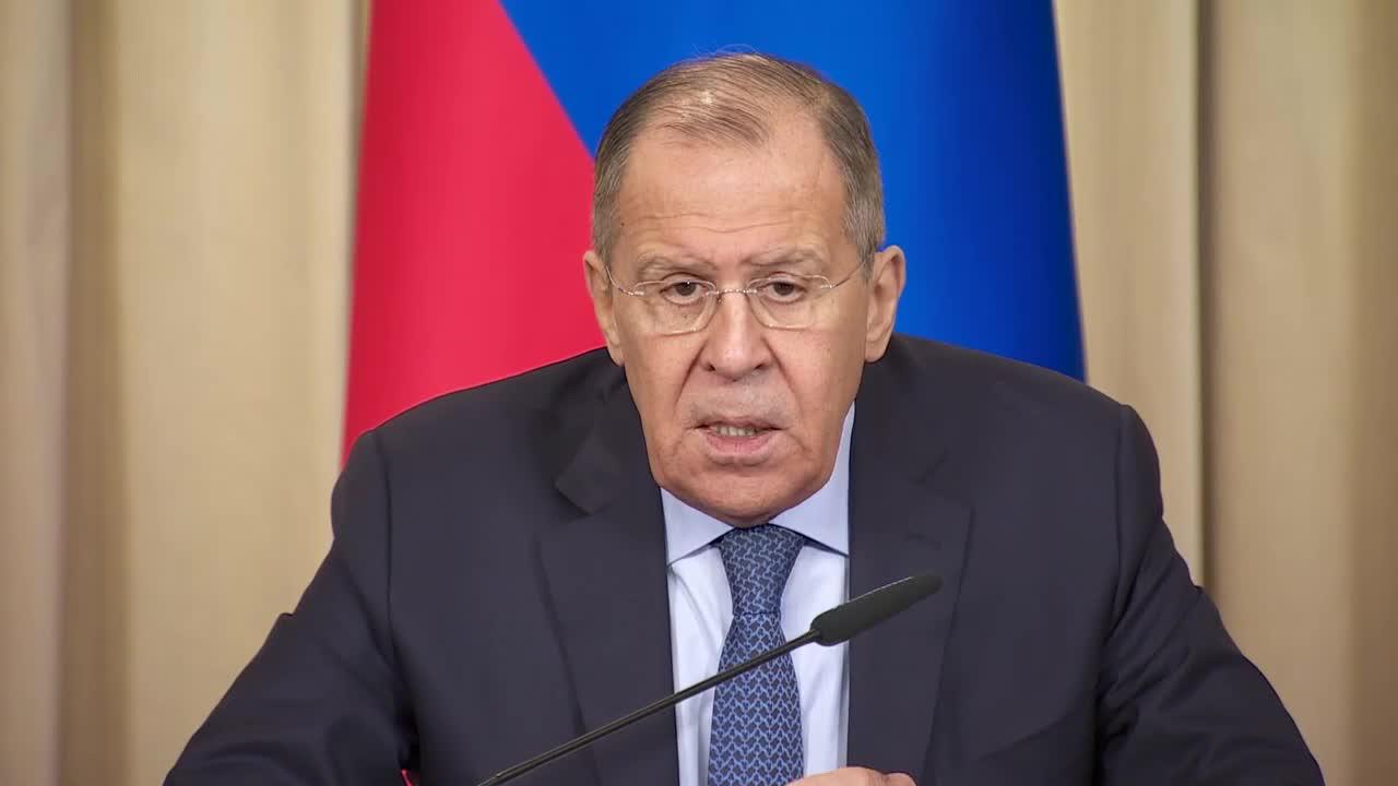 """Русия: Лавров определи инцидента в Азовско море като \""""украинска провокация\"""""""