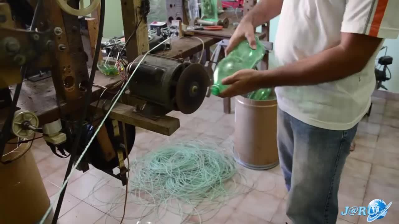 Ето какво може да се направи от пластмасови бутилки