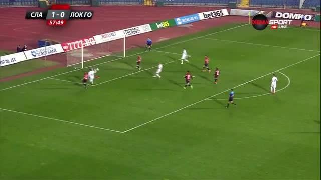 Славия дръпна с 2:0 на Локо ГО