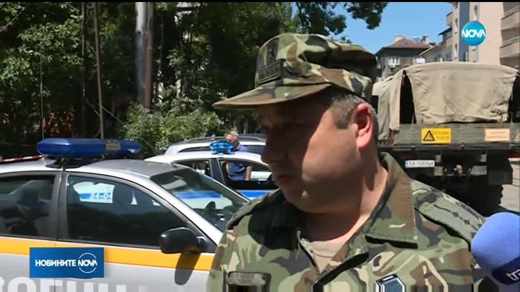 Евакуираха кооперация в София заради съмнения за бомба