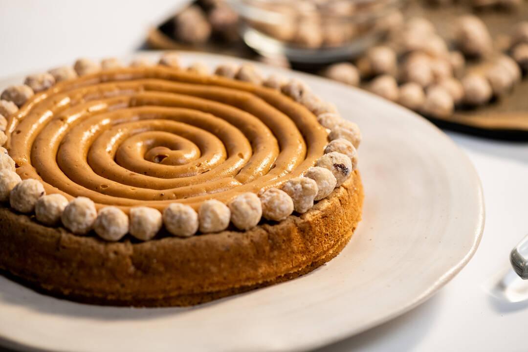 Франсишко Морейра | Лешниково-карамелен сладкиш
