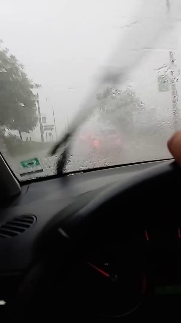 """От """"Моята новина"""": Буря във Велико Търново"""